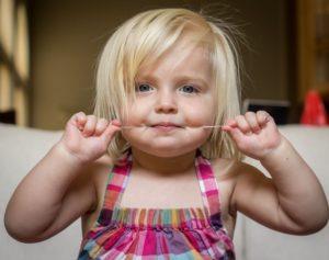 Dr. Wenninghoff's daughter.