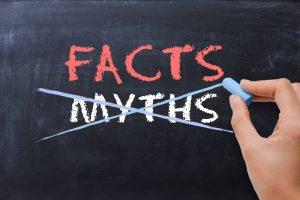 myth fact words