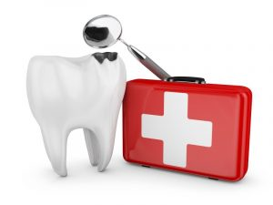 tooth emergency sign
